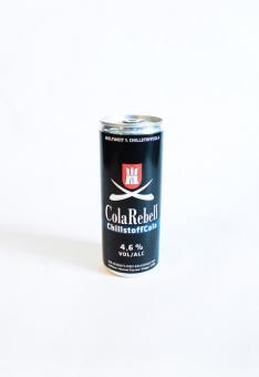 Cola Rebell Chillstoff Cola 0,25l