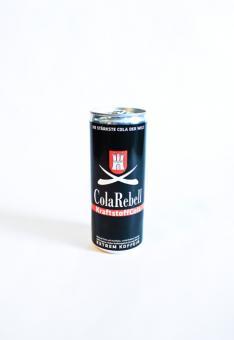 Cola Rebell Kraftstoff Cola 0,25l